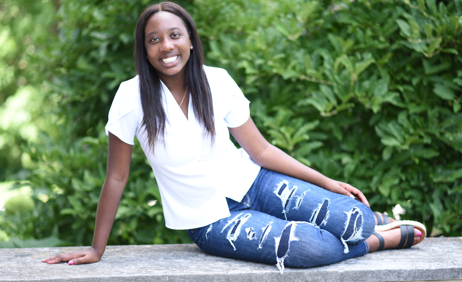 Q&A with Nina Mitchell, GIES '24