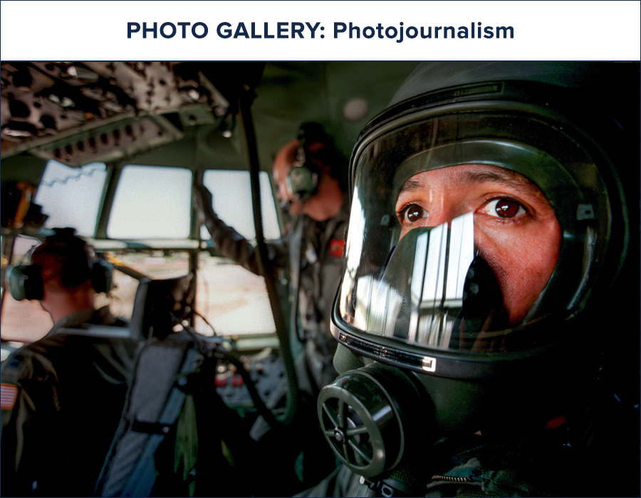 Images from a career in photojournalism