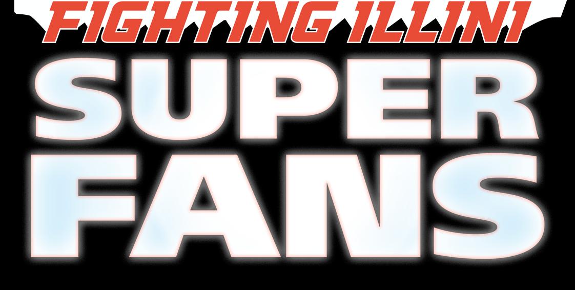 Fighting Illini Superfans